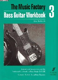 Bass Guitar Workbook cover
